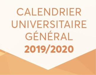 Calendrier Agregation 2020.Ufr Phillia Calendrier Universitaire Universite Paris